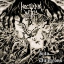 Nocturnal Witch - Into Dungeons 7""
