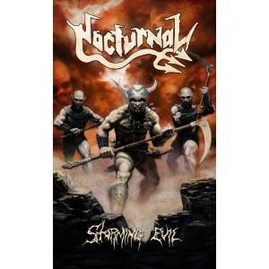Nocturnal (Ger) - Storming Evil TAPE