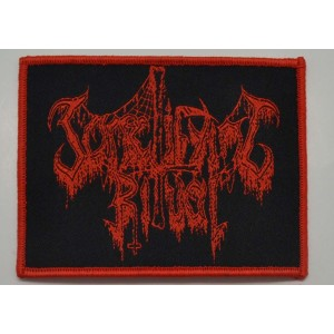 Sanctifying Ritual - Red Logo Patch