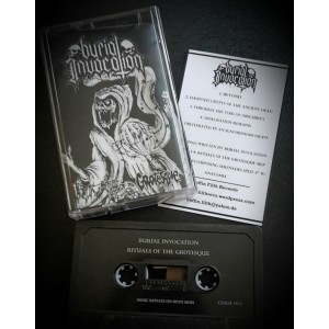 Burial Invocation (Tur) - Rituals of the Grotesque TAPE
