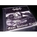 Gravlund - Goat Funeral Night CD