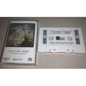 Division Speed - s/t Tape