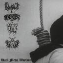 Black Metal Warfare - Intempestus/Antares/Necrohell/Vent EP (Presale)