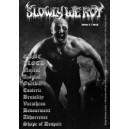 Slowly We Rot 7 ZINE  CD