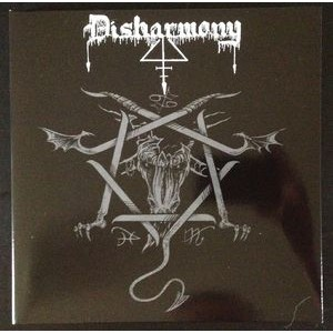 "Disharmony (Gre) - High Priestess 7"" EP"