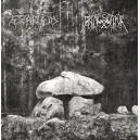 Drengskapur / Szarlem - Ritual Split-EP