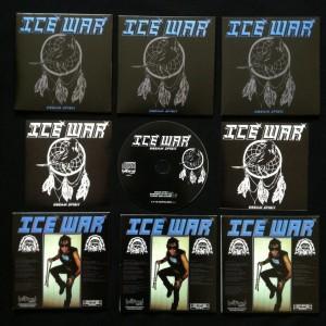 Ice War (Can) - Dream Spirit MCD