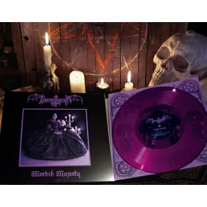 Transilvania (AT) - Morbid Majesty LP