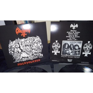 Cancerbero (Chile) - Malevolence LP