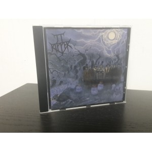 J.T. Ripper (Ger) - Depraved Echoes and Terrifying Horrors CD