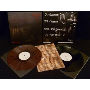 Blood Red Fog (Fin) - Harvest LP