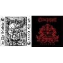 Graveyard (Esp) / Crucifyre (Swe) - Split 7 EP