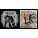 "LIK (Swe) / Uncanny (Swe) - Split 7"" EP"