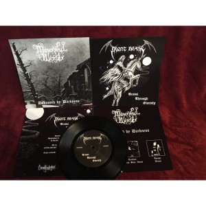 "Front Beast / Mournful Winter (Ger) - Split 7"" EP"