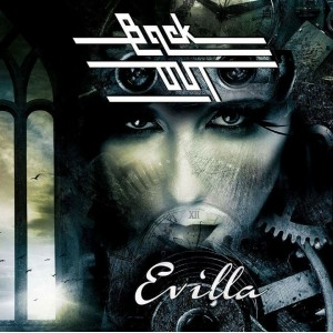 Back Out (Hol) - Evilla CD