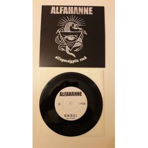 Alfahanne (Swe) - Alfapocalyptic Rock EP (23/03/2018)