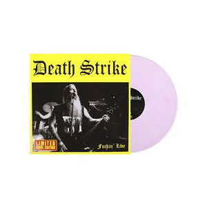 Death Strike (US) - Fuckin' Live LP