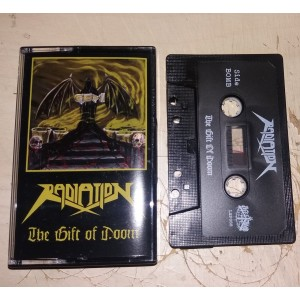 Radiation (Slov) - The Gift of Doom TAPE