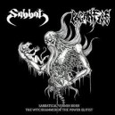 Sabbat (Jp) / Paganfire (Phil) - Sabbatical Vermin Born / The Witchhammer of the Power Elitist LP