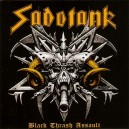 Sadotank (Hol) - Black Thrash Assault CD