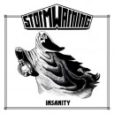 "Storm Warning (Ger) - Insanity 7"" Single"